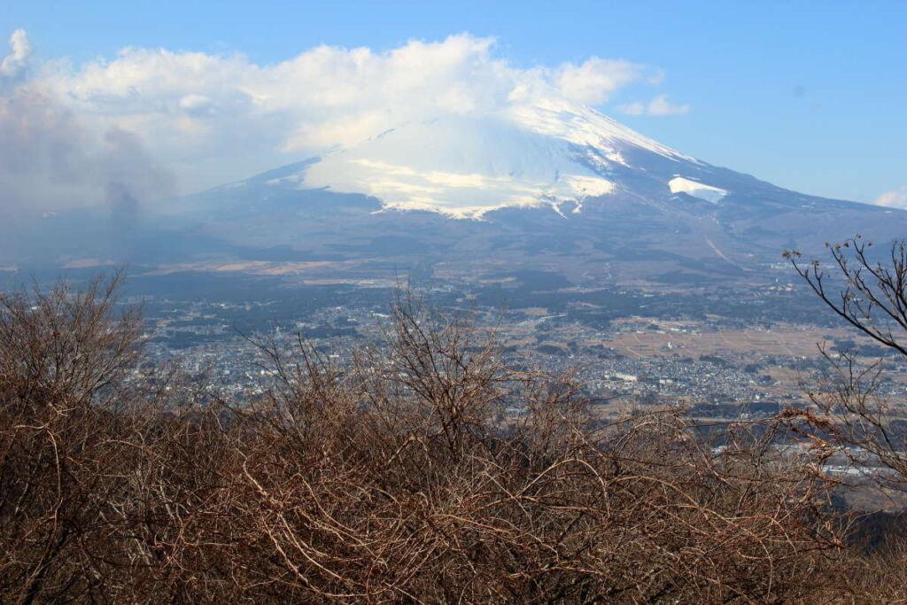 富士山ビュースポットも多くあります