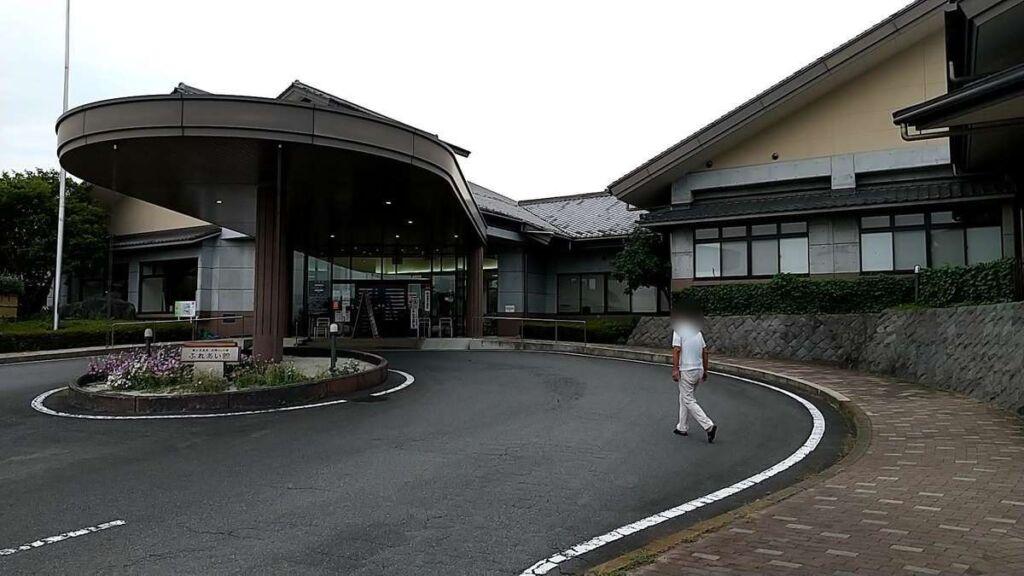 富士見温泉「見晴らしの湯ふれあい館」で汗を流します